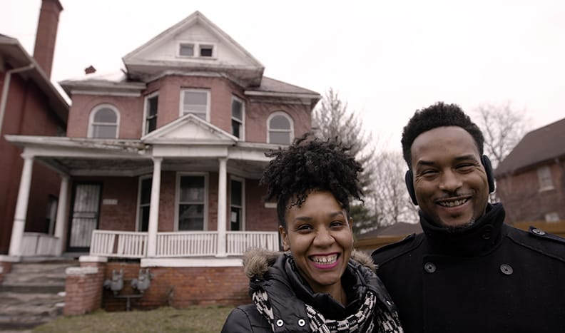 Dickerson Family - Detroit Home Mortgage