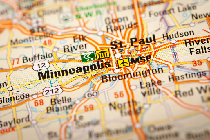 City of Minneapolis logo